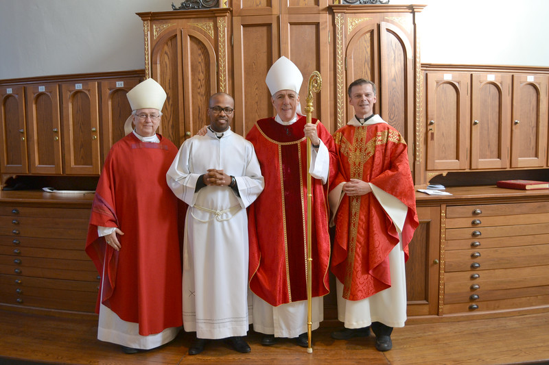 2017 Ministry of Acolyte Metuchen