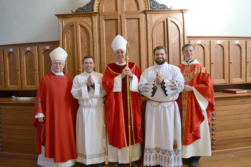 2017 Ministry of Acolyte Pittsburgh