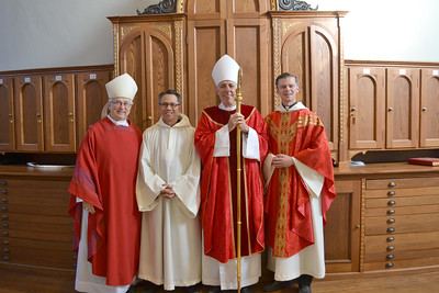 2017 Ministry of Acolyte Saint Vincent