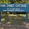 Van Zandt Cottage 07-12-08