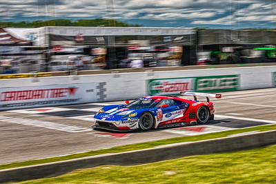 Mobil 1 Sportscar Grand Prix @ Canadian Tire Motorsport Park - IMSA WeatherTech Championship - Qualifying - #67 Richard Westbrook, and Ryan Briscoe in a Ford GT - Ford Chip Ganassi Racing