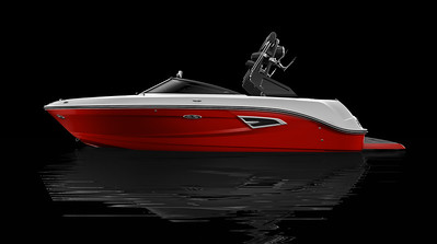 Rally Red Full Color Hull