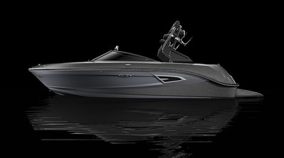 Horizon Hull Bottom, Gunmetal Hull Side Aft, Horizon Hull Side Forward, Gunmetal Deck Gel