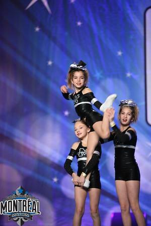 Cheer Mag Mustang Gravity Junior 1