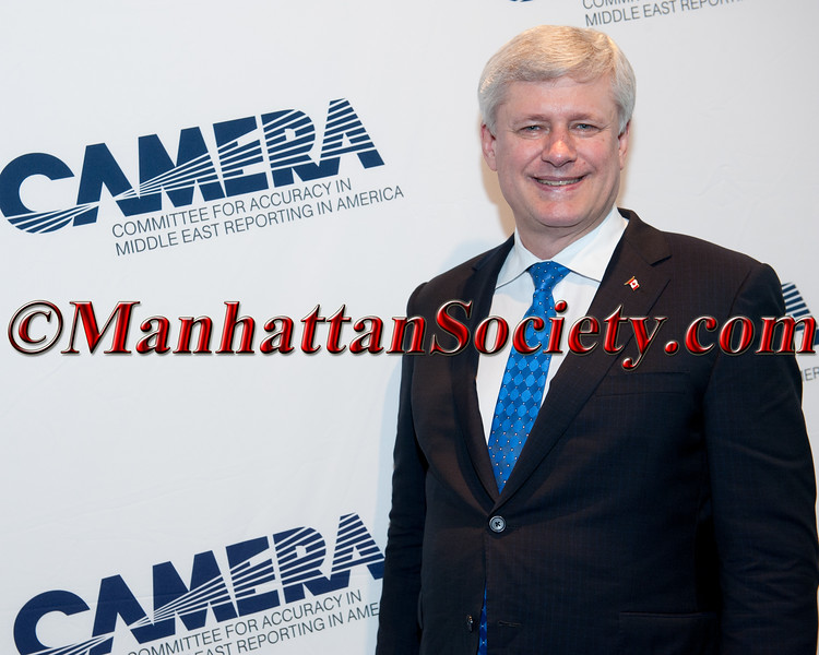 Stephen Harper Former Prime Minister of Canada