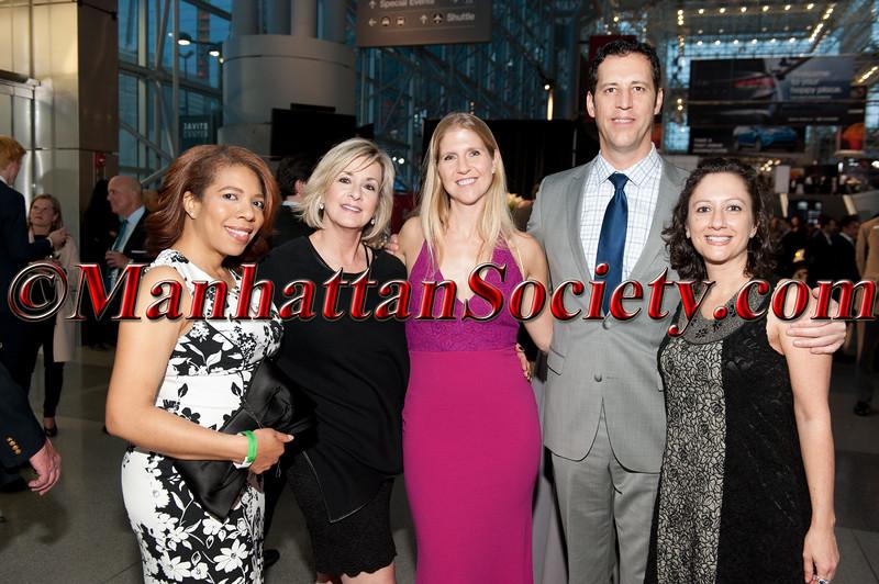 Leah Watkins Hall, Helen McDonald, Anna Pfeffer, Jennifer Quinn, Glen Drake