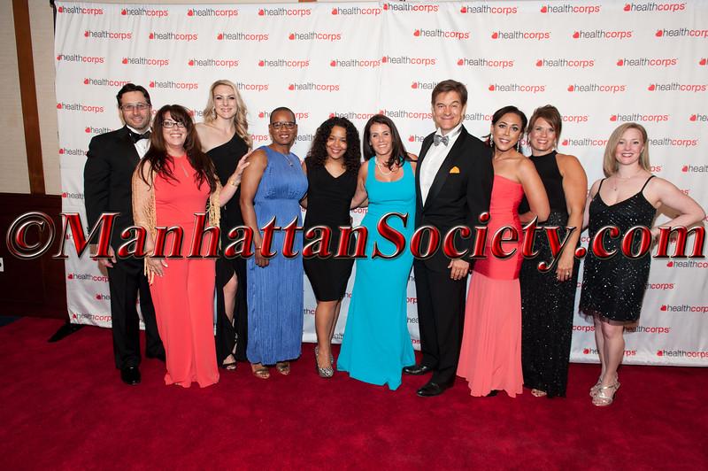 Lesa Scott, Elena Ortiz, Petra Santos, Unanda Bell, Christina O'leary, Heather Tussing