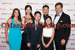 Angela Chung, Dr  Phillip Yoo, David Yoo, Kathy Yoo