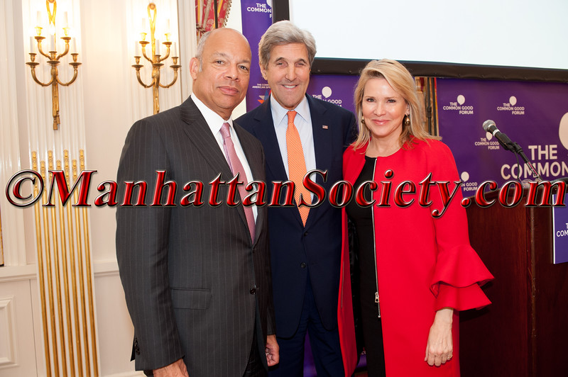 Jeh Johnson Former United States Secretary of Homeland Security, John Kerry Former United States Secretary of State, Patricia Duff
