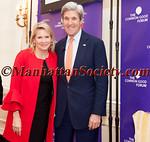 Patricia Duff, John Kerry