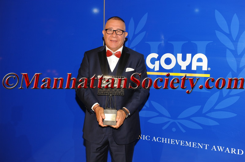 Goya Hispanic Achievement Award Recipient Henry Cardenas