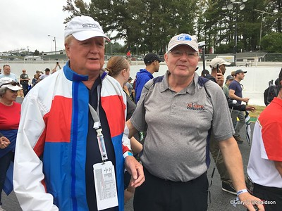 John Buckett (USA) and Alan S Kendall (USA)