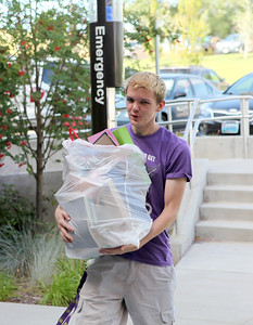 2017 Wildcat Village Move in Day