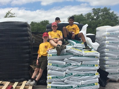 2017 Mulch Delivery