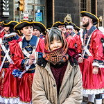 Sunjeon Joins the Mummers