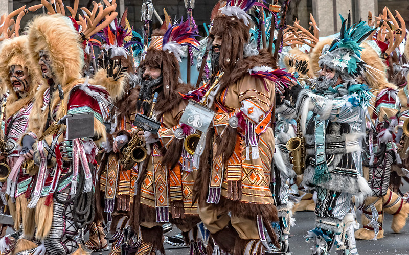 Winter Is Coming Theme, Mummers