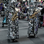 Mirror Mummers Pose
