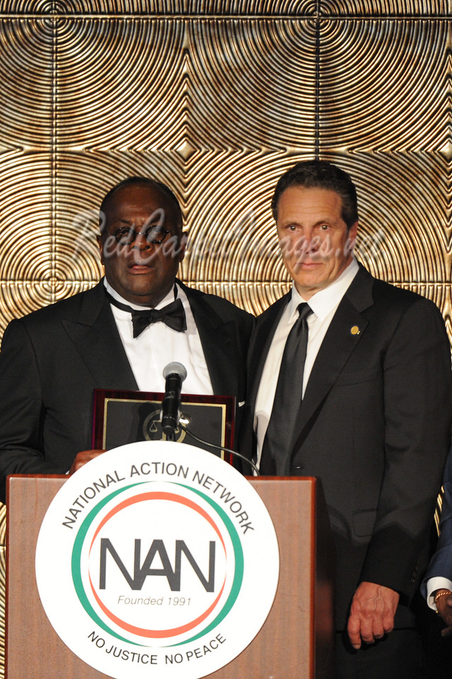 NEW YORK, NY - APRIL 26: Keepers of the Dream Dinner as part of 2017 National Action Network's Annual Convention at the Sheration New York Times Square Hotel on Wednesday, April 26, 2017, in New York, NY, USA. (Photo by Aaron J /RedCarpetImages.net for NAN)