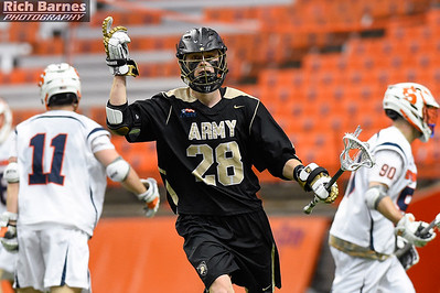 NCAA MLax: Army at SU; 2/25/17