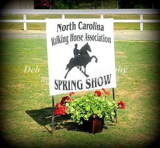 2017 NCWHA SPRING SHOW - DALLAS NC 4-22