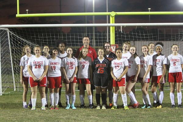 NE JV G Soccer vs Clearwater 12-4-17
