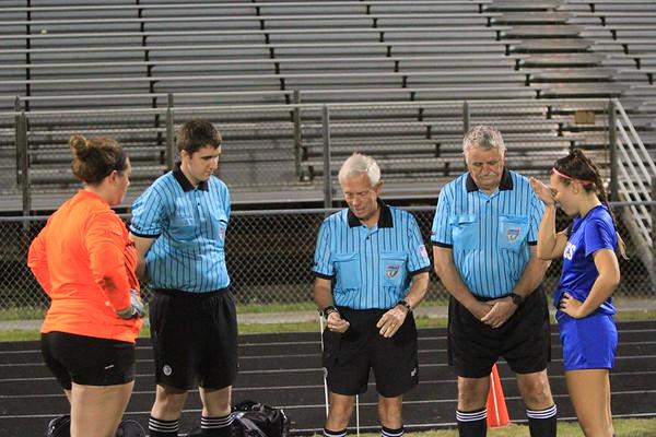 NE V Girls Soccer vs Eastlake  1-10-18
