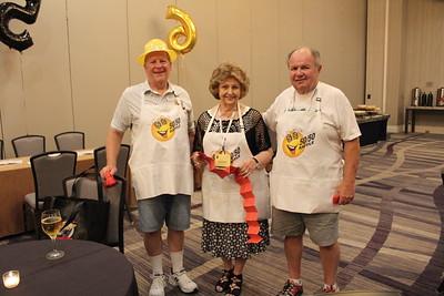 IMG_1498 50-50 Sellers Steve Handy, Lucille Chabala, Joe Kubat