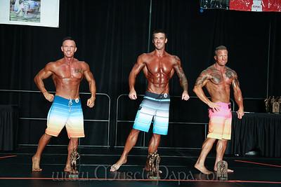 Men's Physique Finals