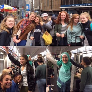 2017 NYC Grade 8 Global Citizenship