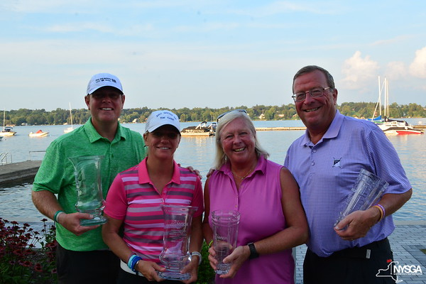 2017 NYS Mixed Team Amateur Championships