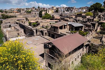 Herculaneum, Italy, 2017