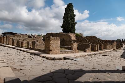 Pompeii, Italy, 2017