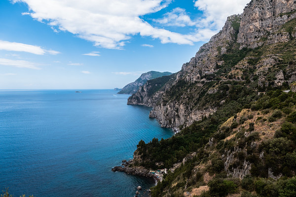 Amalfi Coast, Italy, 2017