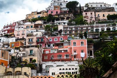 Positano, Italy, 2017