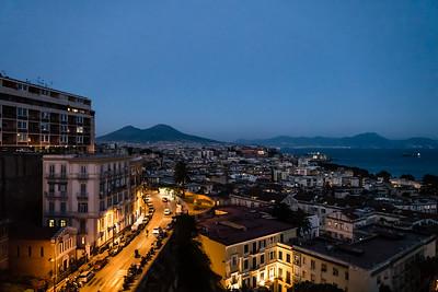 Naples, Italy, 2017
