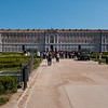 Royal Palace of Caserta, Italy, 2017