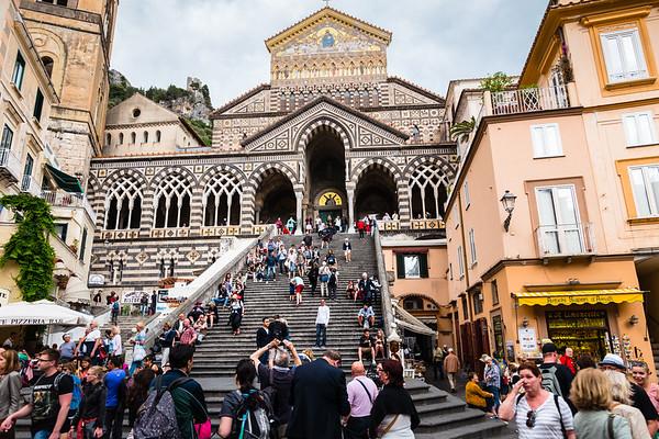 Amalfi Town, Italy, 2017