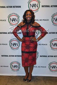 NEW YORK, NY - OCTOBER 12: 2017 National Action Networks Triumph Awards at the Jazz at Lincoln Center on Thursday, October 12, 2017, in New York, NY, USA. (Photo by Aaron J. /RedCarpetImages.net for NAN)