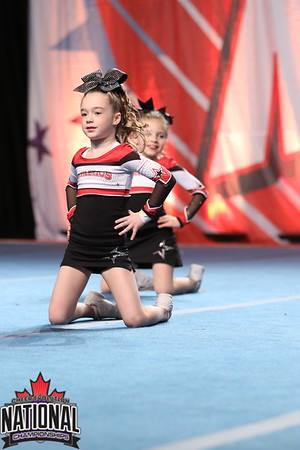 All Star Athletics Little Dippers Tiny AA 1
