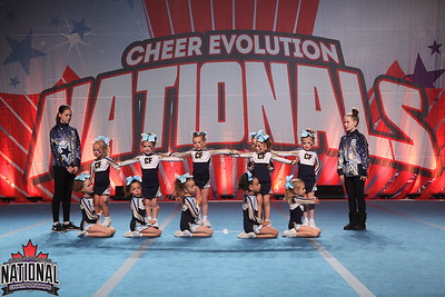 CheerForce WolfPack Tidal Wave Tiny AA 1