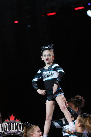 Cheer Sport Coral Sharks Sm Yth AAA 1 R1