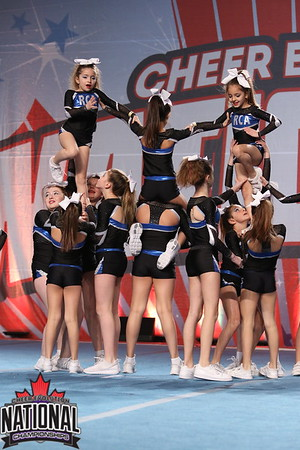 Reckless Cheerleading TKO Yth Prep 1