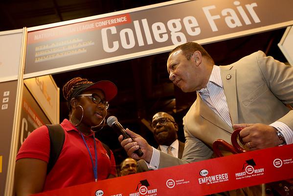 2017 Expo Hall: College Fair