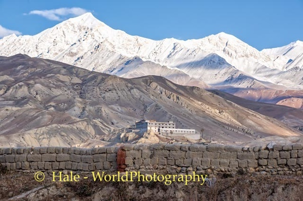 Early Morning In Lo Manthang