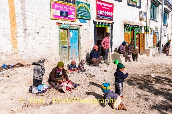 Sunny In Lo Manthang