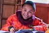 Happy Student - Kagbeni, Nepal