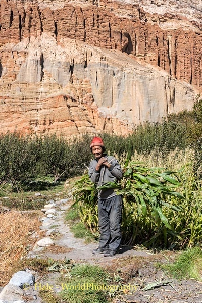 Chhusang Farmer