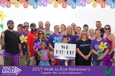2017 Walk to End Alzheimer's - New London