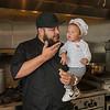 Nicolas Baby Chef @diana_rmz_jasso
