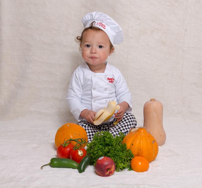 Nicolas Baby Chef @Diana Ramirez Jasso